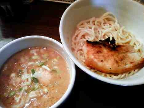 【閉店】 自家製麺 CONCEPTのつけ麺(極)の口コミ JR埼京線「板橋駅」から徒歩1分