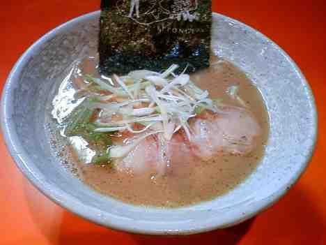 極濃麺家初代 一本氣のラー麺の口コミ 小岩駅 徒歩3分