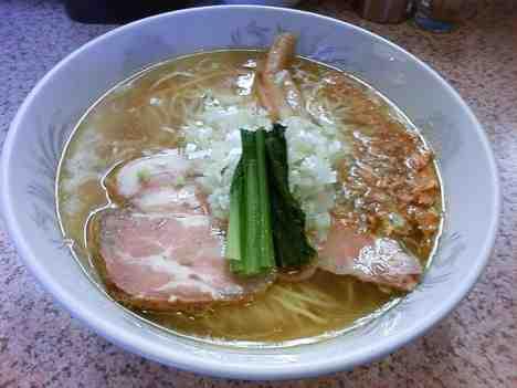 ラー麺専門店 こしがやの塩味ネギラーメンの口コミ 越谷駅 徒歩5分