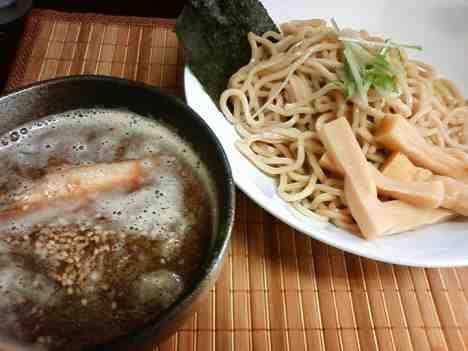 【閉店】つけ麺処 えんのつけ麺+メンマの口コミ 谷塚駅 徒歩13分