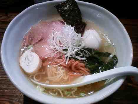 RAMEN CIQUEの塩ラーメン+塩味玉の口コミ 南阿佐ヶ谷駅 徒歩7分、荻窪駅 徒歩10分