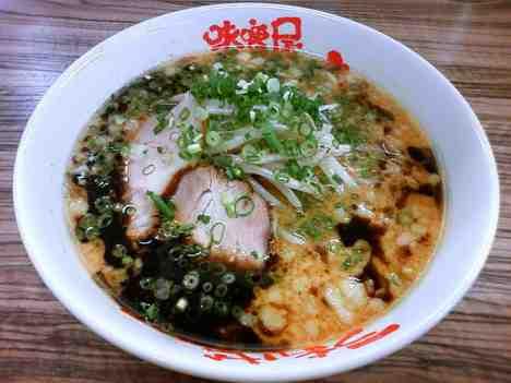 味噌屋 八郎商店の味噌ら〜めんの口コミ 新宿駅西口