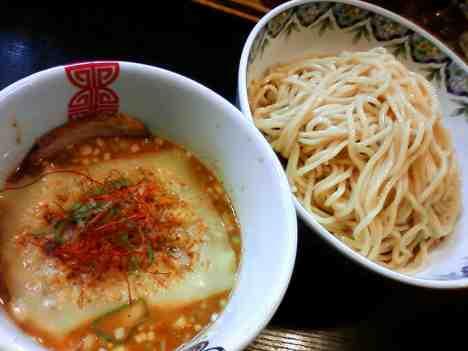 つけ麺 RANPoW@多賀野の味噌つけそばの口コミ
