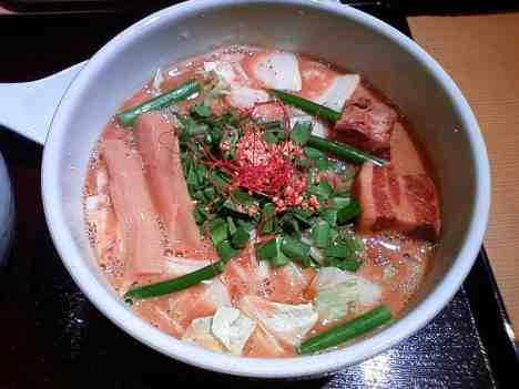 新潟濃厚味噌 弥彦の越後味噌剛麺の口コミ 幡ヶ谷駅