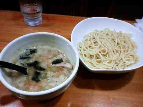らー麺 きんのつけあつの口コミ 東長崎駅