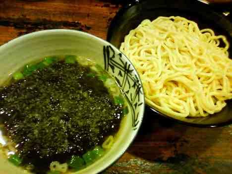 麺屋零式 本店の塩つけ麺の口コミ 東武東上線「上板橋駅」から徒歩6分ほど
