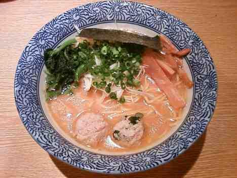 麺屋 一燈の濃厚魚介ラーメンの口コミ JR総武本線「新小岩駅」から徒歩1分程