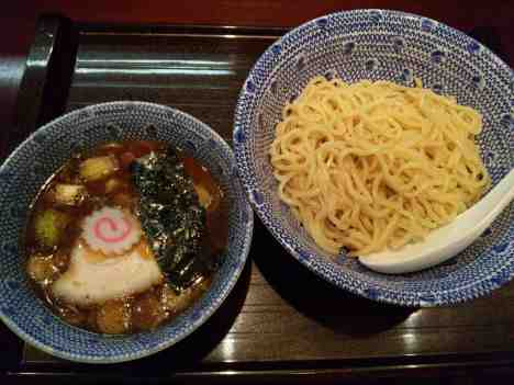 中華蕎麦 金魚のつけ蕎麦の口コミ 京浜東北線「北浦和駅」から徒歩2分
