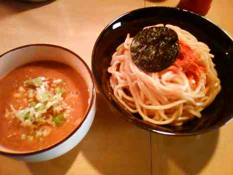 ajitoのajitoのつけ麺の口コミ JR・東急大井町線・りんかい線「大井町駅」から徒歩7分ほど