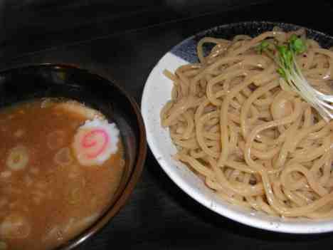 つけ麺 弐☆゛屋の濃厚煮干つけ麺の口コミ JR川越線「日進駅」 徒歩1分