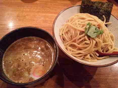 つけ麺 R&Bのつけ麺(並)の口コミ 京浜東北線「与野駅」から徒歩1分