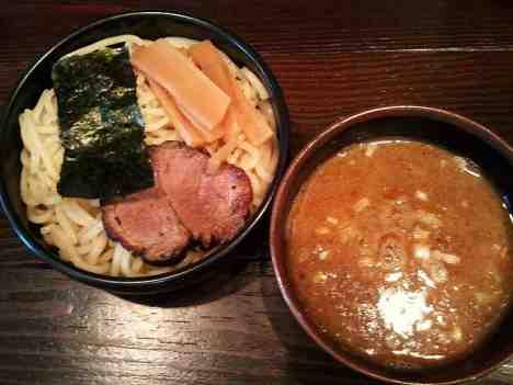 つけ麺 晴れる屋のつけ麺の口コミ JR高崎線「北上尾駅」徒歩5分