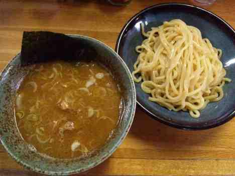 麺彩房 中野本店のつけそばの口コミ 西武新宿線「沼袋駅」から徒歩6分