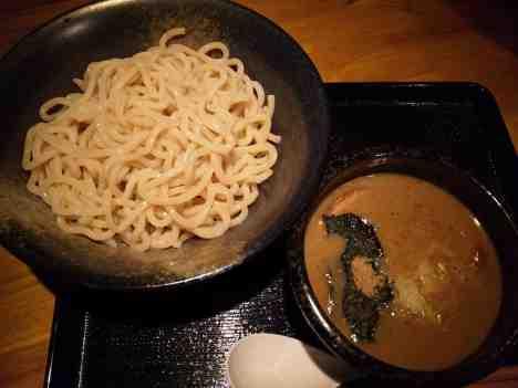 麺屋 中川會のつけ麺の口コミ 都営新宿線「住吉駅」から徒歩2分