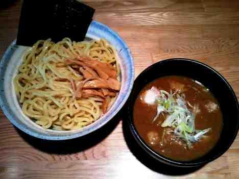 麺屋 司の濃厚つけ麺の口コミ JR高崎線「上尾駅」徒歩20分