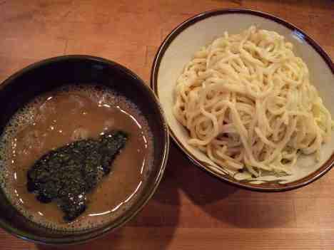 麺屋 清水のつけ麺の口コミ JR総武線「小岩駅」から徒歩5分ほど