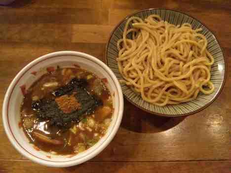 基玄のつけ麺の口コミ JR京浜東北線『北浦和駅』より徒歩約3分