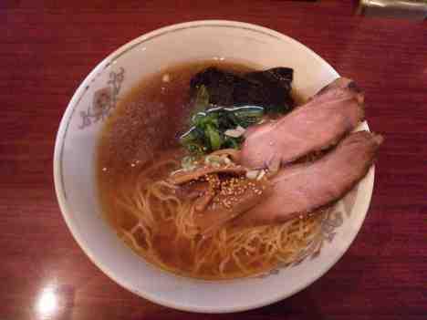 大華飯店のラーメンの口コミ JR埼京線『与野本町駅』より徒歩6分ほど