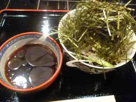 鈴木庄兵衛商店の牛肉蕎麦の口コミ 西武新宿線「新所沢駅」から徒歩2分