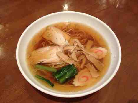 レストラン水谷のラーメンの口コミ 秩父鉄道『和銅黒谷駅』より徒歩15分程
