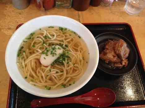 島食堂 かりーのソーキそばの口コミ JR京浜東北線「与野駅」より徒歩1分