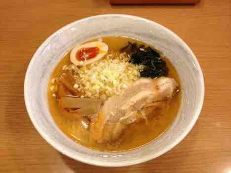 麺屋 禅の塩らーめんの口コミ JR武蔵野線「東川口駅」より徒歩2分ほど