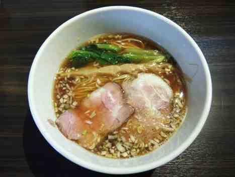 麺や 豊の中華そばの口コミ 東武伊勢崎線「春日部駅」から徒歩2分ほど