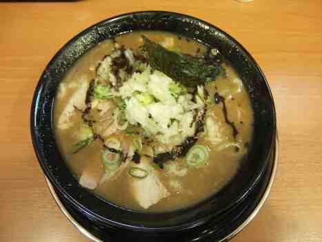 【東京板橋に移転】とんこつ麺屋 骨砕のらぁ麺の口コミ JR武蔵野線「東所沢駅」から徒歩5分