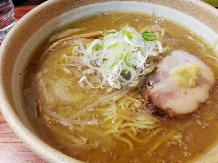 らーめん 福籠の味噌ラーメンの口コミ 浅草橋駅から徒歩2分