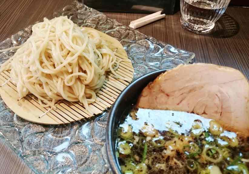 柳麺 呉田のざるつけ麺の口コミ 北浦和駅西口から徒歩3分
