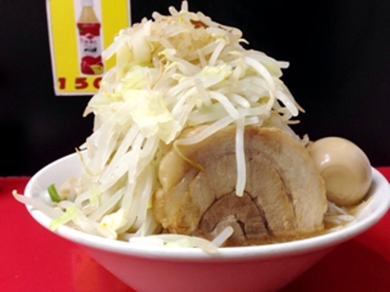 びんびん豚のラーメンの口コミ 『鶴瀬』駅東口より徒歩4分(東武東上線)