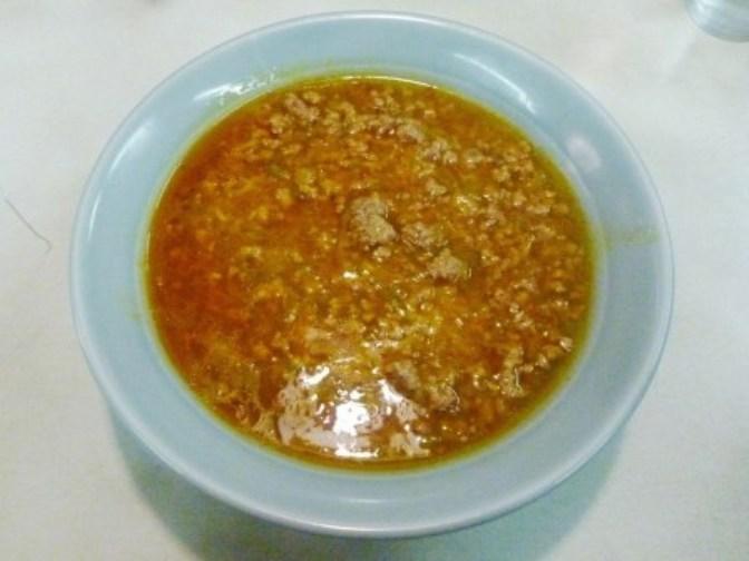 王蘭の担々麺の口コミ 志木駅から徒歩11分